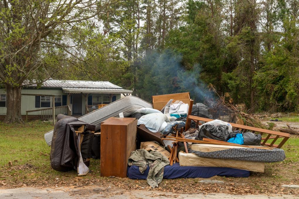 Hurricanes Hit the Poor the Hardest